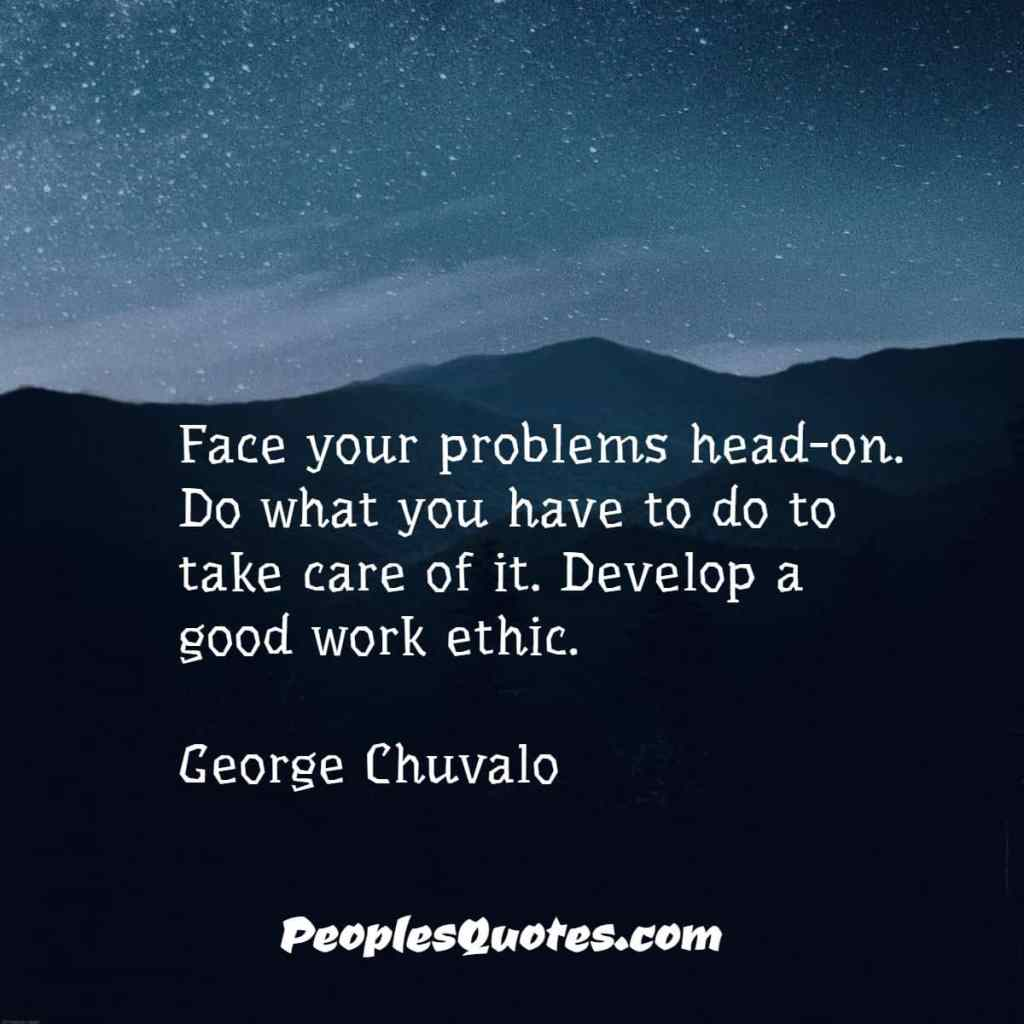 Positive Work Ethics Quotes