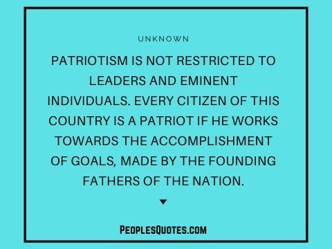 nationalism quotes