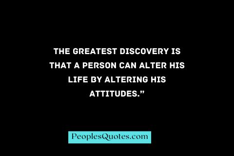 Positive  Attitude Quotes in English