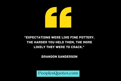 Expectation Quotes with Images
