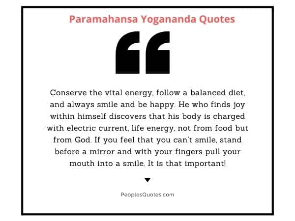 Yogananda quotes on courage