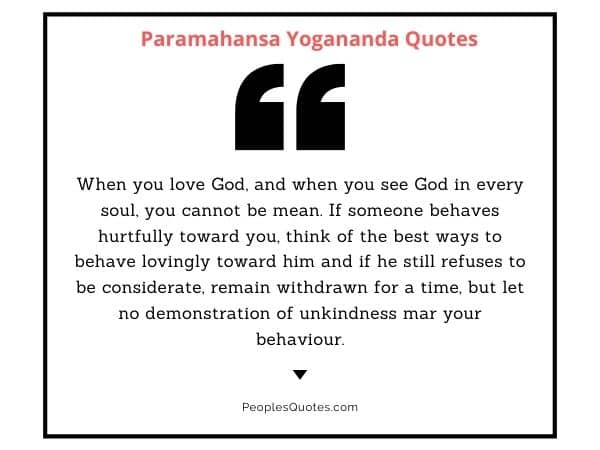 Yogananda quotes on healing