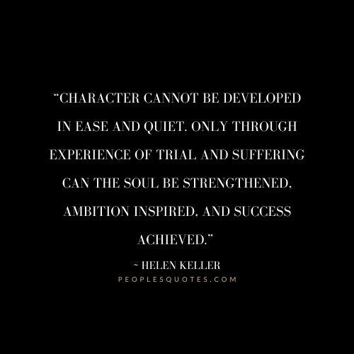 Helen Keller Quotes