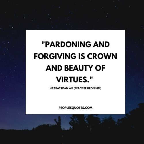 Forgiveness Quotes in Islam