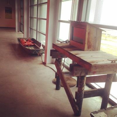 Secret History Installation at UCSC MFA Exhibition