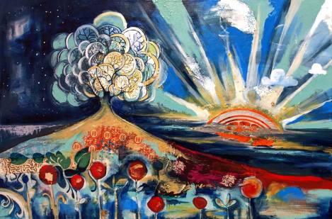 The Garden of Light- by Rosie