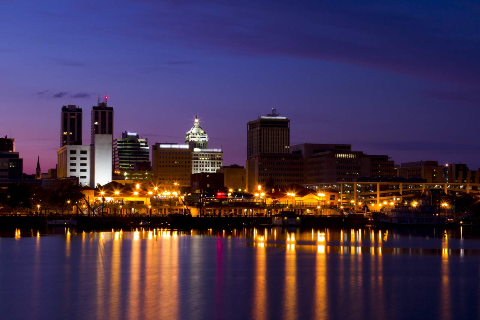 Peoria skyline