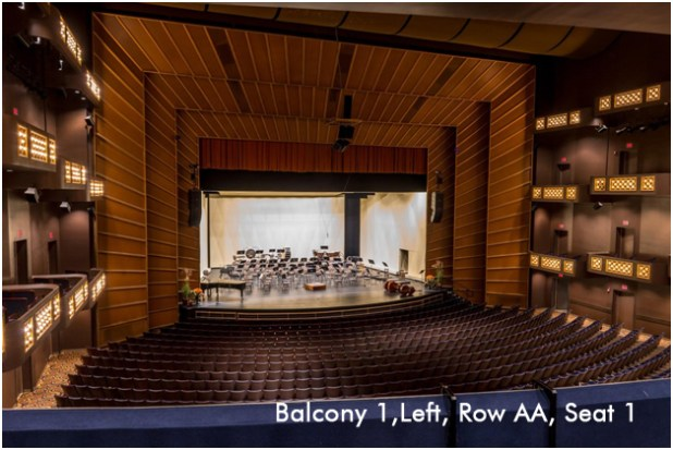 Peoria Civic Center Theater Seating Brokeasshome Com