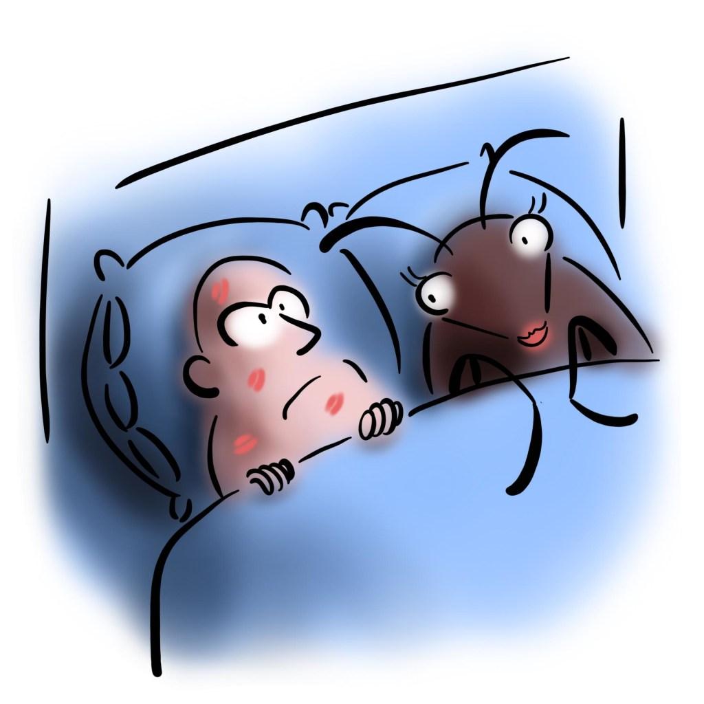 Détection canines des punaises de lit