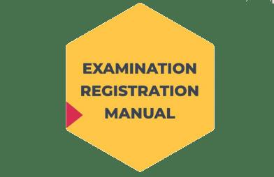 PEP Examination Registration Manual