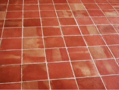 cmo limpiar un suelo de barro cocido