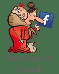 Únete al grupo de Facebook