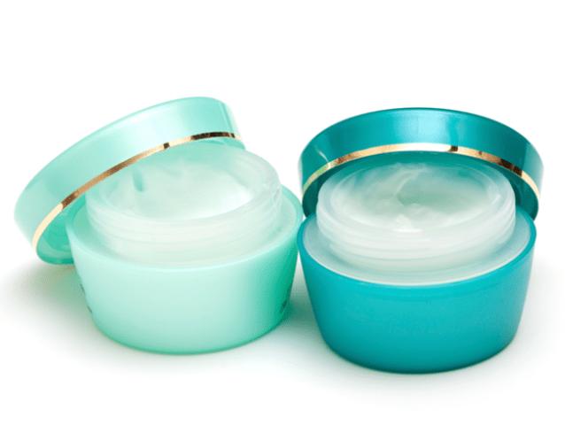Conservar las cremas abiertas
