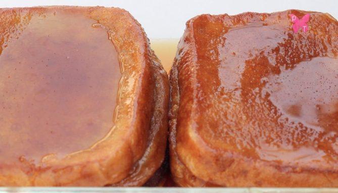 receta de torrijas sevillanas