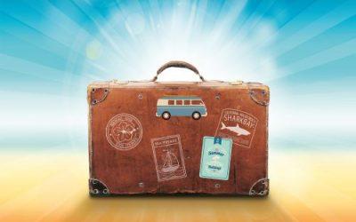 Consejos para organizar y planificar un viaje de vacaciones