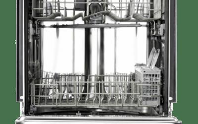 2 métodos para limpiar el lavavajillas por dentro