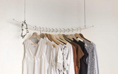 Limpieza de primavera: organizar los armarios.