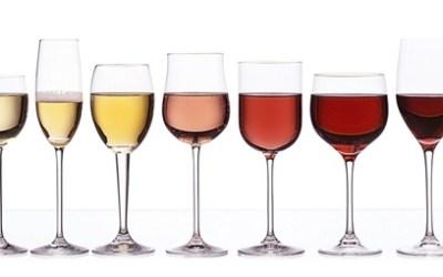 Elegir la copa de vino perfecta. 6 consejos para no equivocarse.