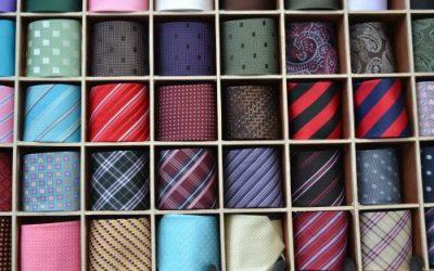 Cómo lavar las corbatas en casa. Muy fácil.