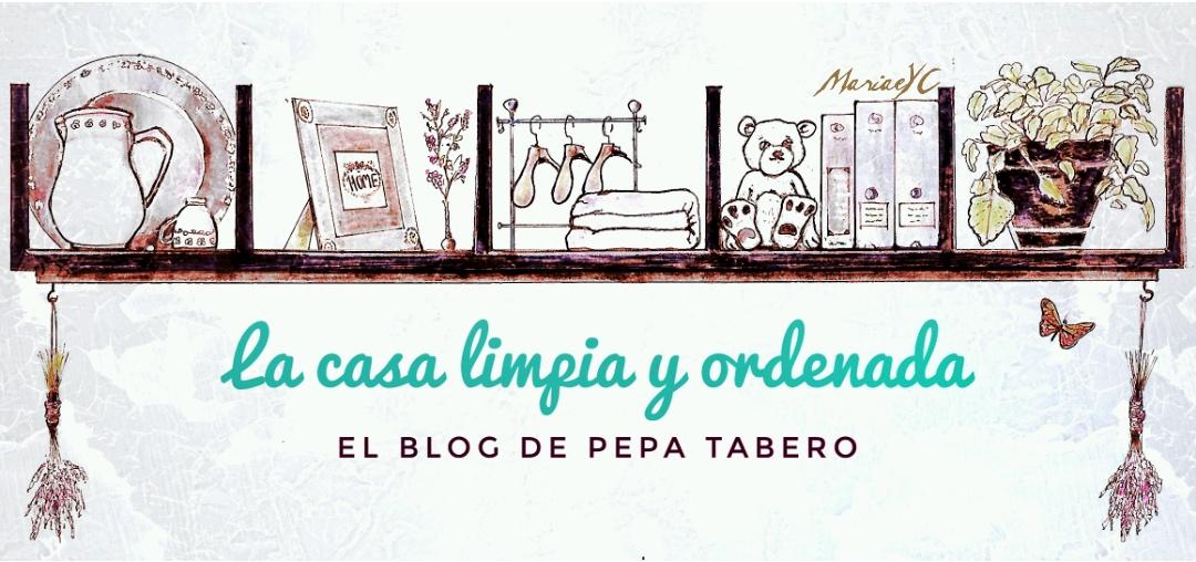 El blog de Asesoría doméstica de Pepa Tabero