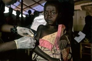 Hospitales de campaña de las ONGs, el patíbulo más inesperado. Foto: LUIS DAVILLA.