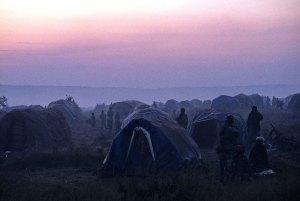Cae la noche sobre Benako y los demonios emprenden la cacería. Foto: LUIS DAVILLA