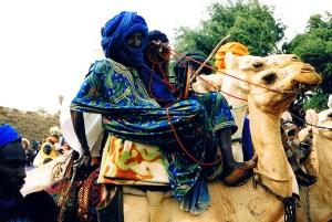 Los Tuaregs, por lo general, no tienen una visión tan rigorista del Islam, pero a menudo se unen a los yihadistas para defender sus propias reivindicaciones en la zona de Tombuctú. (Foto: PEPE ARENZANA)