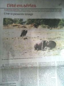 En julio de 2013, el diario Le Monde otorga carta de naturaleza a nuestro relato y la nueva versión se expande globalmente.
