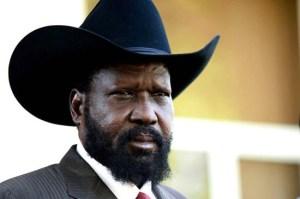 El actual presidente de Sudán del Sur y sucesor de John Garang, usa sombreros como del Far West.