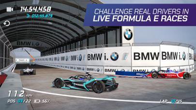 Ghost Racing: Formula E iPhone Ghost Racing: Formula E_6