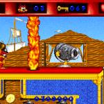 Skunny: Special Edition DOS  fuego pilares