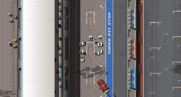 Super Pit Stop iPhone Super Pit Stop_0