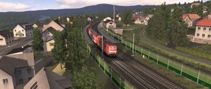 Train Simulator: Rhine Valley: Freiburg - Basel Windows Train Simulator: Rhine Valley: Freiburg - Basel_6