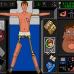 Germ Crazy Atari ST  mi paciente está en mal, mal forma
