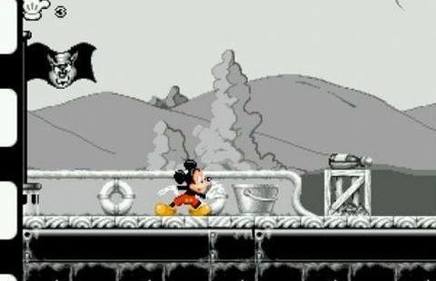 Mickey Mania Android Mickey Mania_0