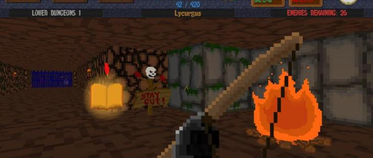 Tenebrous Dungeon Windows Tenebrous Dungeon_0