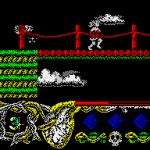 Hundra ZX Spectrum  en el puente