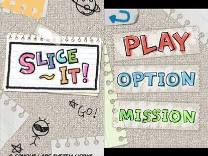 Slice It! Symbian Slice It!_0