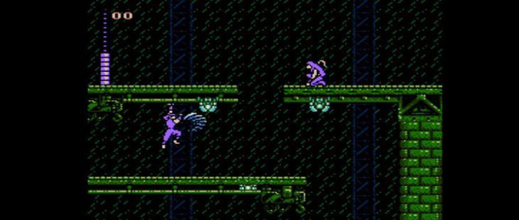 Shadow of the Ninja Nintendo 3DS Shadow of the Ninja_1