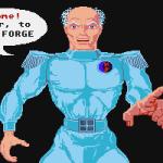 Aliants: The Desperate Battle For Earth! Atari ST  Bienvenido a Valley Forge!