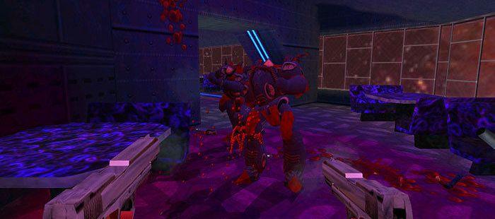 Shogo: Mobile Armor Division Amiga Shogo: Mobile Armor Division_8