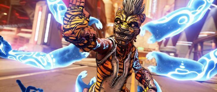 Borderlands 3: Amara Final Form Pack PlayStation 4 Borderlands 3: Amara Final Form Pack_1