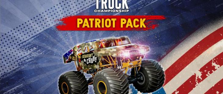 Monster Truck Championship: Patriot Pack Nintendo Switch Monster Truck Championship: Patriot Pack_0