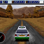 Rally Championship: The X-Miles DOS  Algunas de las nuevas pistas usan una configuración de otoño