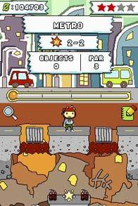 Scribblenauts Nintendo DS Scribblenauts_1