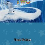 Happy Feet Two: The Videogame Nintendo DS Pantalla de título