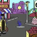 Mickey's Runaway Zoo Commodore 64  para aquellos que siempre querían contar los KangaROOS azules.