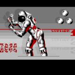 Cosmo Ranger: S.O.L. AD 2000 Amiga  un interludio Screen.