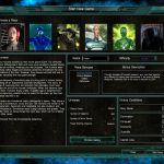 Lost Empire: Immortals Windows  selección de carrera. Cada uno tiene sus pros y contras.