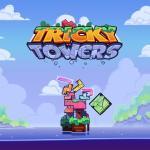 Tricky Towers: Holographic Bricks Nintendo Switch Tricky Towers: Holographic Bricks_0